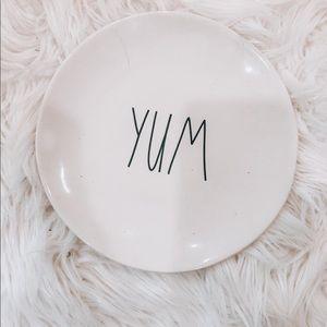 YUM Rae Dunn Plate